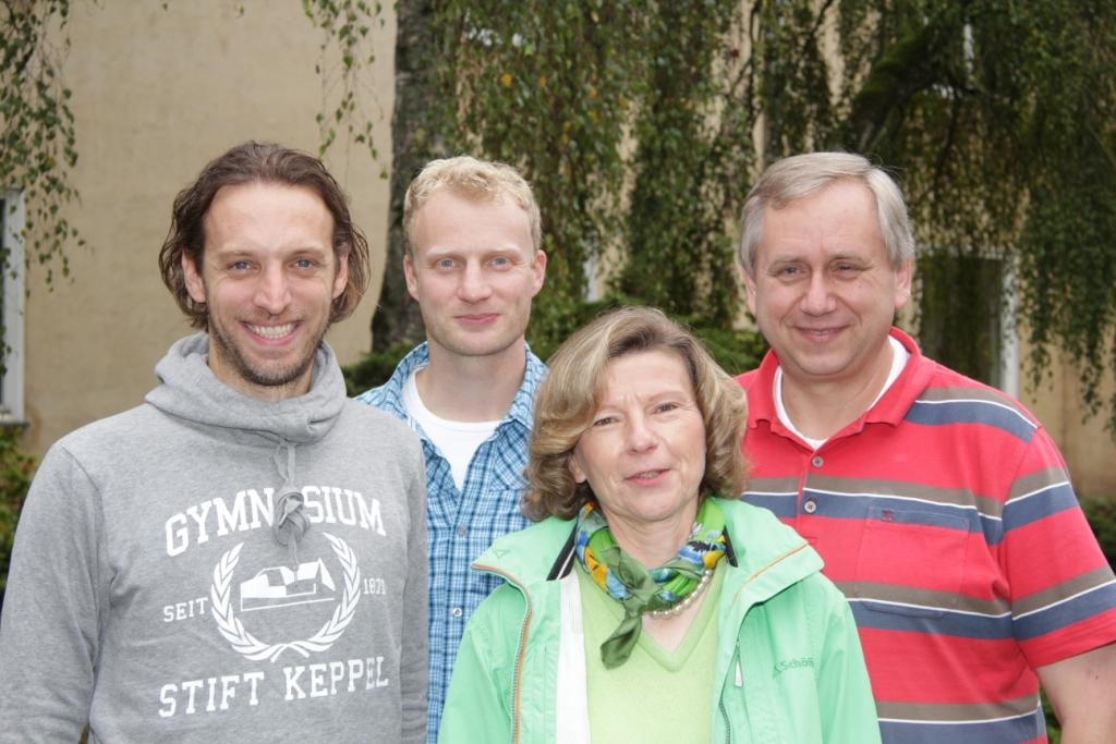 Oberstufenteam2013