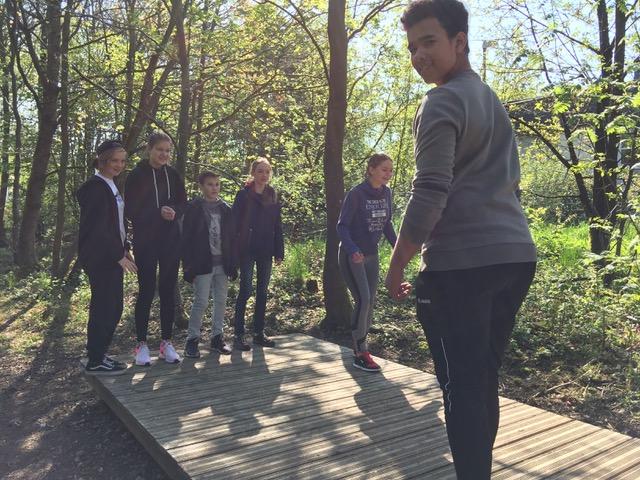 Klettergurt Für Hochseilgarten : Die klasse m war im hochseilgarten